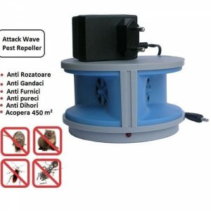 Attack Wave Pest Repeller