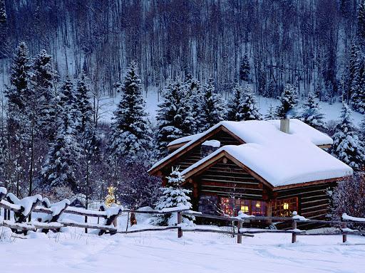 Cazarile de tip cabana munte sunt cele mai potrivite pentru o vacanta pe perioada iernii